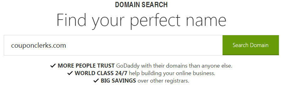 godaddy coupon code lates Nov 2014