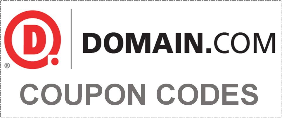 Domain.com promo coupon CODES