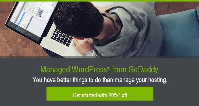 Godaddy wordpress hosting coupon latest