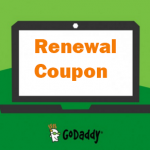 Godaddy Renewal Coupon Code 2019 [Upto 40% Off]
