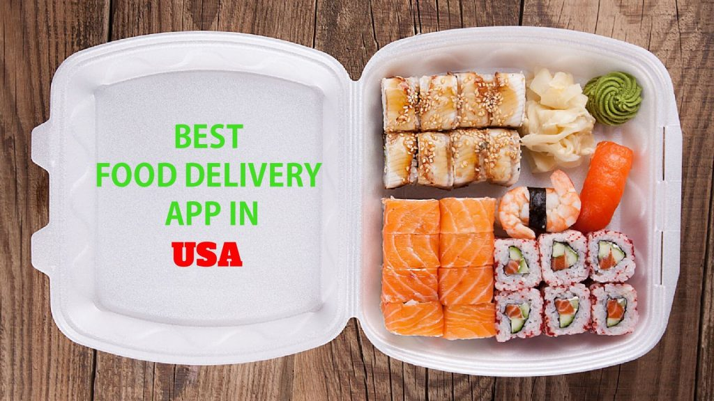 best food delivering apps
