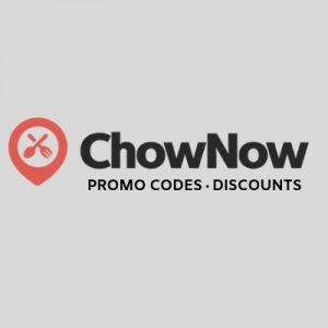 ChowNow Promo Codes [DEC 2019]- Best Deals Inside!