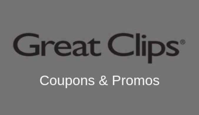 6.99 Great Clips Coupon Code [NOV 2019]**Newly Added**