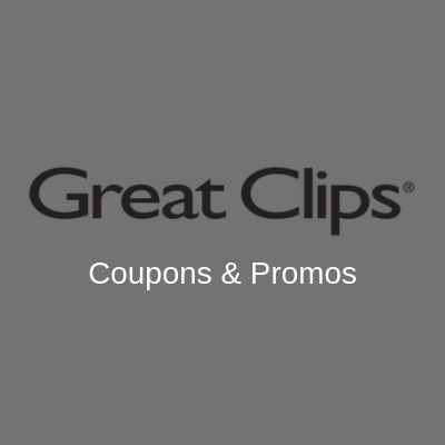 6.99 Great Clips Coupon Code [DEC 2019]*Newly Added*