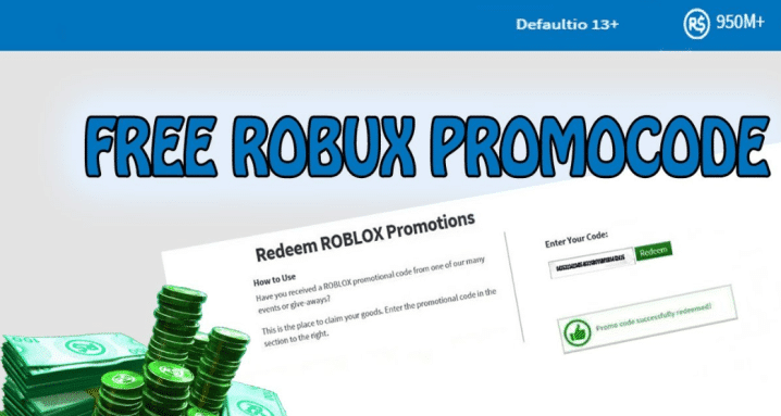 List of Working Roblox Promo Codes SEPT 2020
