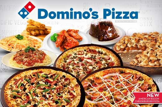 Domino's Coupons and Promo Codes