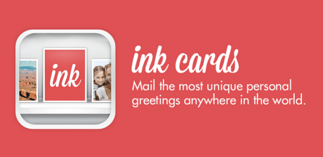 Ink Cards App - Discounts