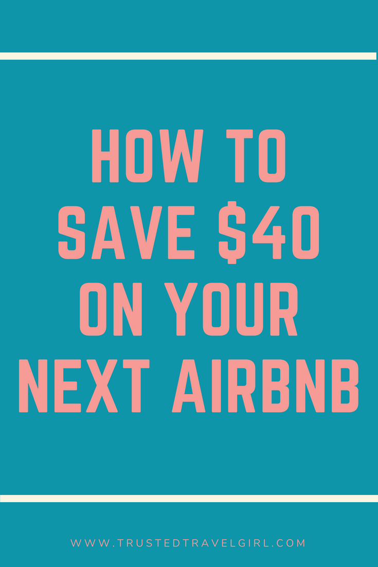 airbnb discount and $40 Off