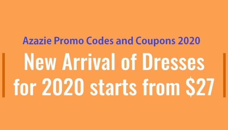 Azazie Promo Code – Get 15% OFF Azazie Coupon [March 2020]