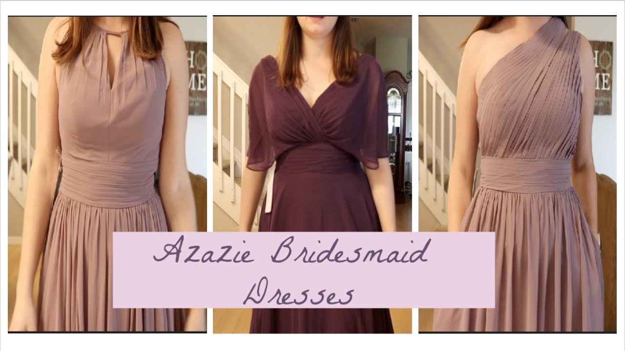 Azazie Wedding Dresses