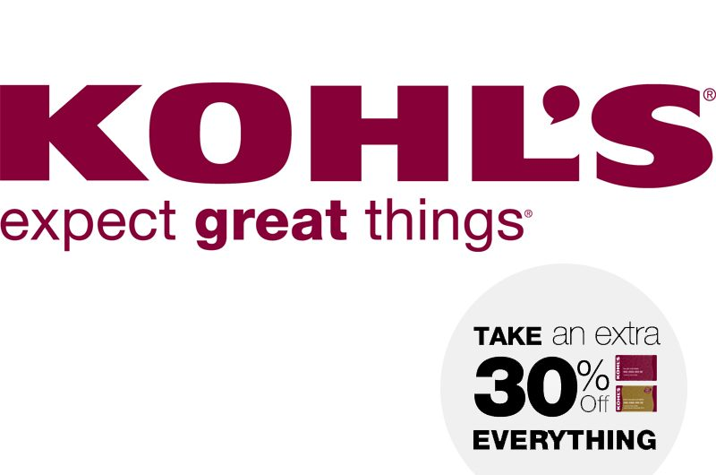 Kohls Charge Card Offers and Coupons – Upto 35% OFF