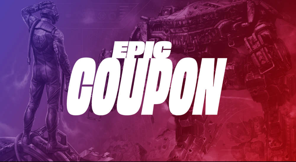 Epic Mega Sale Coupon