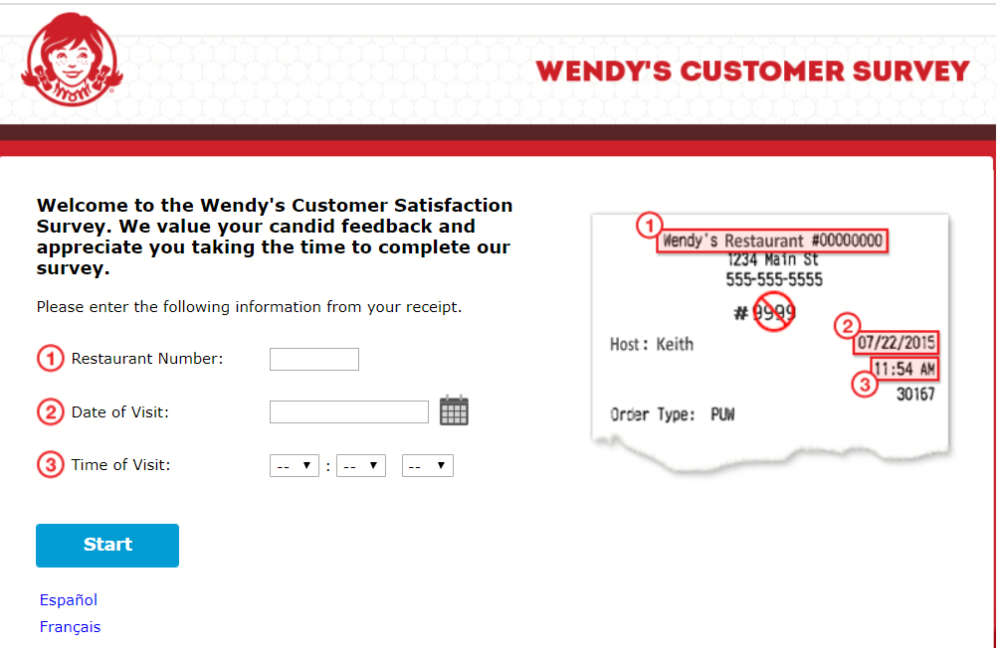 Wendy Wants to Know Survey